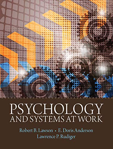 9780205735785: Psychology and Systems at Work
