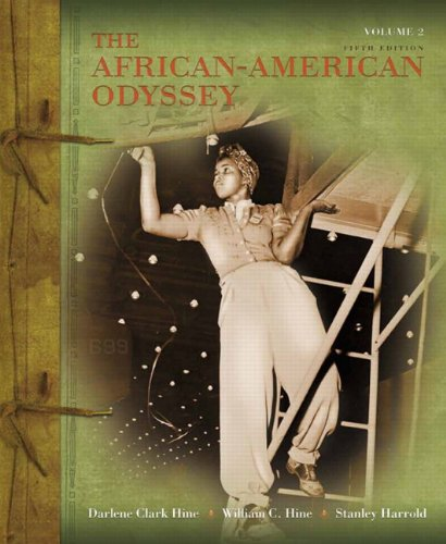 9780205735938: The African-American Odyssey: Volume 2 (5th Edition)