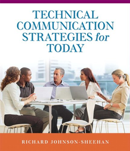 9780205739417: Technical Communication Strategies for Today