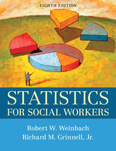 9780205739875: Statistics for Social Workers, 8th Edition