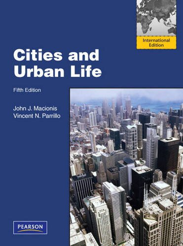 9780205741045: Cities and Urban Life: International Edition