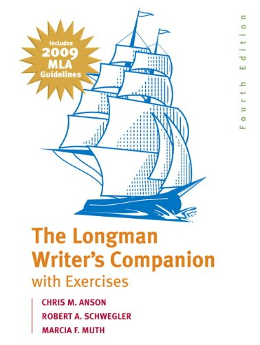 9780205741809: The Longman Writer's Companion with Exercises: MLA Update Edition (4th Edition)