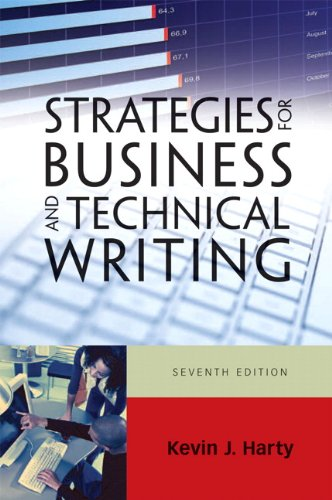 9780205741915: Strategies for Business and Technical Writing (7th Edition)