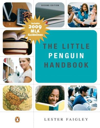 9780205743391: Little Penguin Handbook,The: MLA Update (2nd Edition)