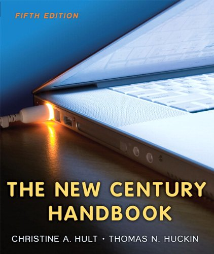 9780205744121: The New Century Handbook (5th Edition)