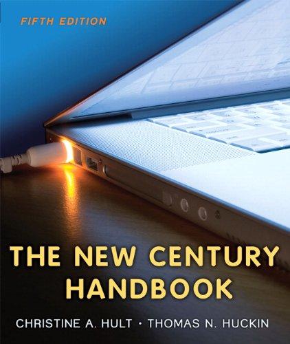 9780205744121: The New Century Handbook (5th Edition)