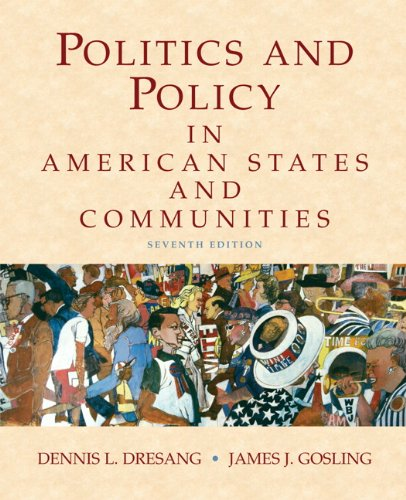 9780205745197: Politics and Policy in American States and Communities (7th Edition)