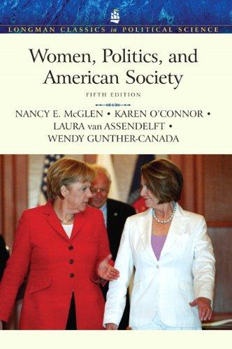 9780205745418: Women, Politics, and American Society (Longman Classics in Political Science)