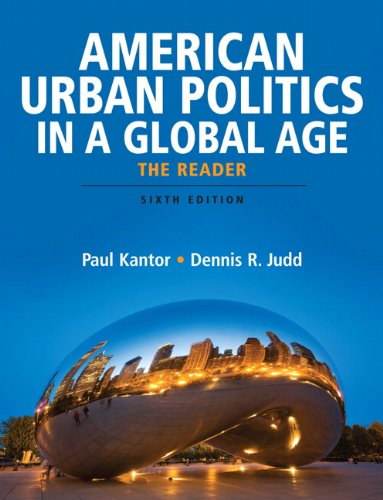 American Urban Politics in a Global Age: