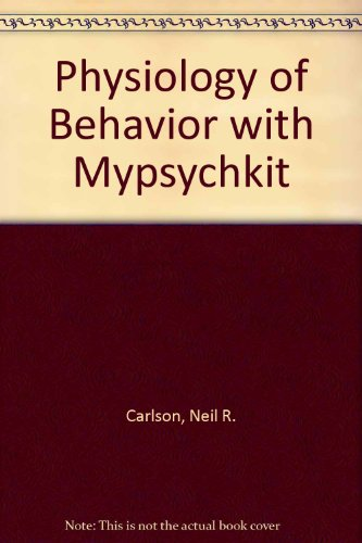 9780205746545: Physiology of Behavior with MyPsychKit (10th Edition)