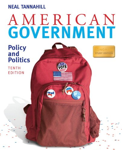 9780205746750: American Government: Policy and Politics (10th Edition)