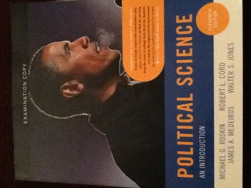 9780205747054: Political Science: An Introduction (Instructor's Edition) Edition: eleventh