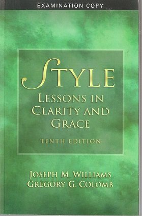 9780205747450: Style: Lessons in Clarity and Grace