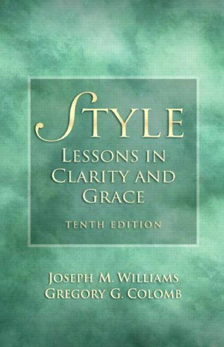 9780205747467: Style: Lessons in Clarity and Grace
