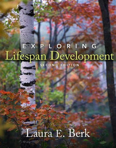 9780205718726: exploring lifespan development 2nd/intern-al.