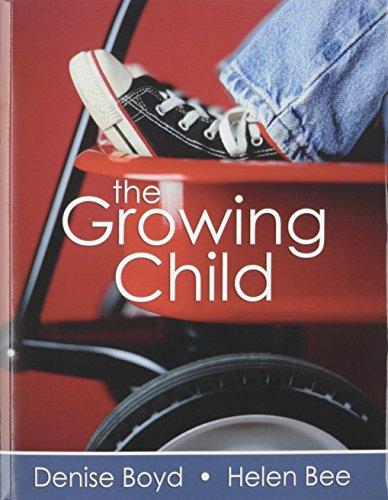 9780205748655: The Growing Child and MyVirtualChild
