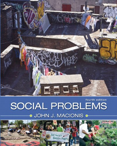9780205749003: Social Problems (4th Edition)
