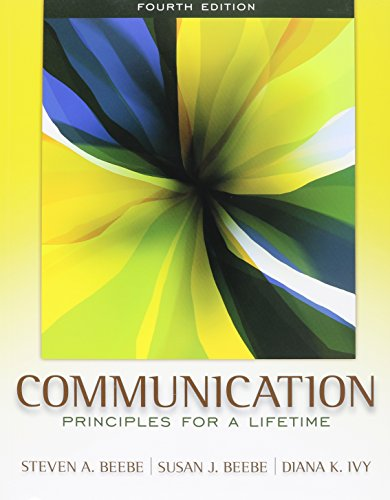 9780205750023: Communication: Principles for a Lifetime [With Access Code]