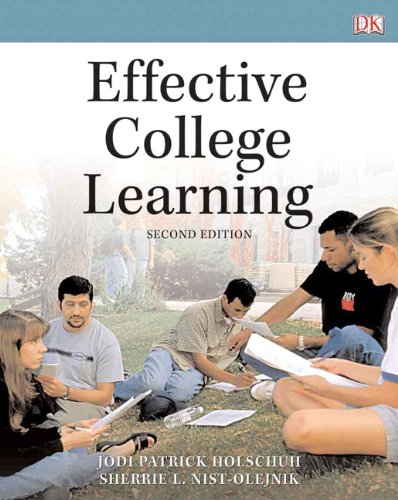9780205750139: Effective College Learning (2nd Edition)