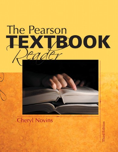 9780205751181: The Pearson Textbook Reader (3rd Edition)