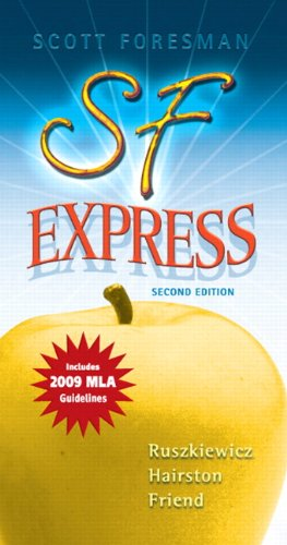 9780205751204: SF Express: Includes 2009 MLA Guidelines