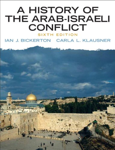 9780205753383: A History of the Arab-Israeli Conflict (6th Edition)