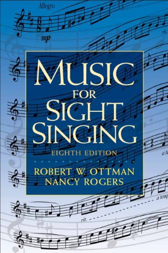9780205760084: Music for Sight Singing (8th Edition)