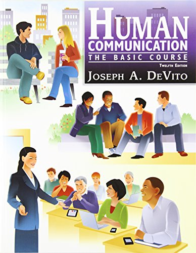 9780205763092: Human Communication: The Basic Course (12th Edition)
