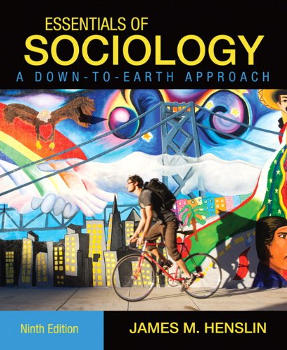 9780205763122: Essentials of Sociology, A Down-to-Earth Approach (9th Edition)