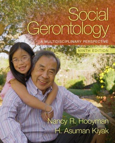 9780205763139: Social Gerontology: A Multidisciplinary Perspective (9th Edition)