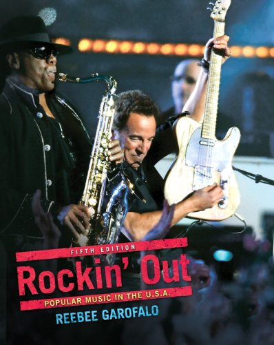 9780205763788: Rockin' Out: Popular Music in the USA