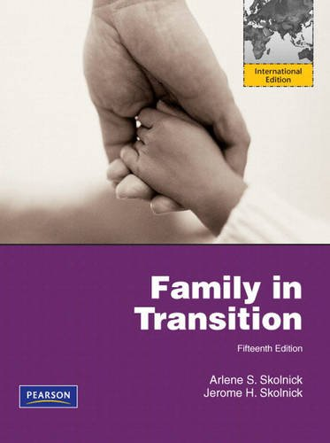 9780205766345: Family in Transition