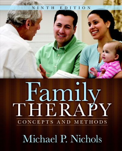 9780205768936: Family Therapy: Concepts and Methods, 9th Edition