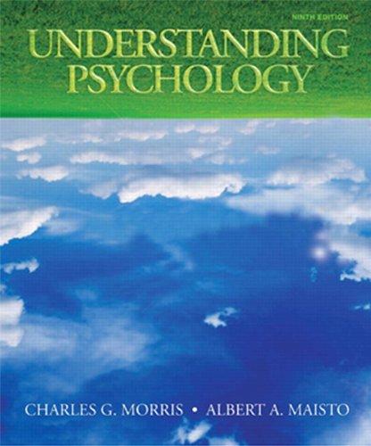 9780205769063: Understanding Psychology (9th Edition)