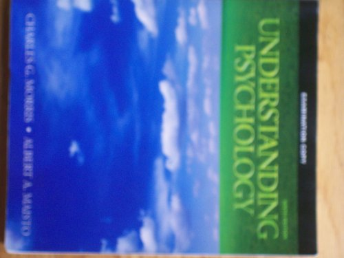 9780205769391: Understanding Psychology (Examination Copy)