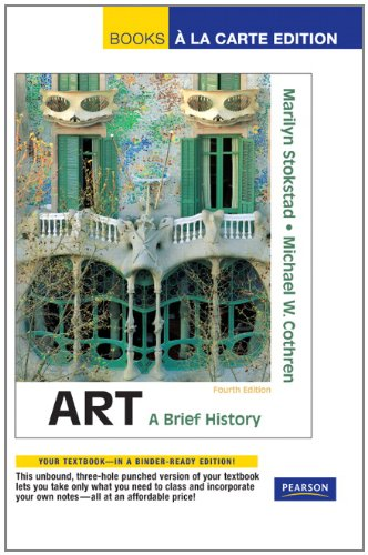 9780205773169: Art: A Brief History, Books a la Carte Edition (4th Edition)