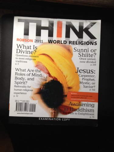 Think World Religions: Roy R. Robson