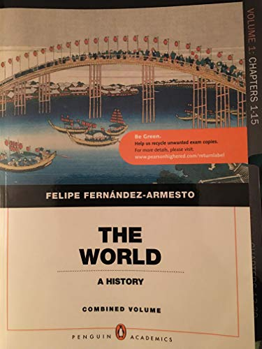 9780205776153: The World: A History