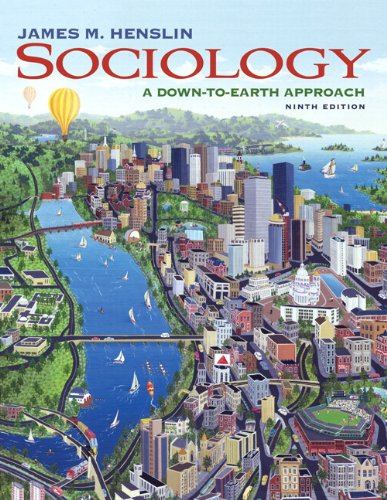 9780205777051: Sociology: A Down-to-Earth Approach (with MySocLab with E-Book Student Access Code Card) (9th Edition)