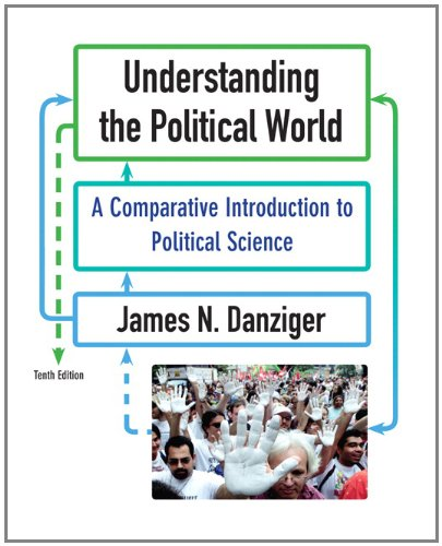 9780205778751: Understanding the Political World: A Comparative Introduction to Political Science (Mypoliscikit)