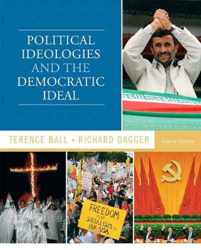 9780205779963: Political Ideologies and the Democratic Ideal (8th Edition)