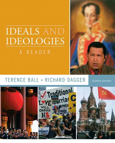 9780205779970: Ideals and Ideologies: A Reader (8th Edition)
