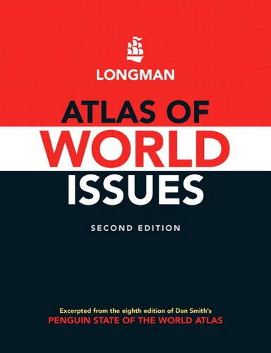 9780205780204: Longman Atlas of World Issues, Interntional Relations: 2010-2011 Update