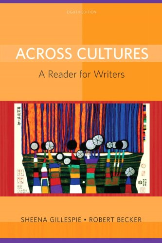 9780205780372: Across Cultures: A Reader for Writers (8th Edition)