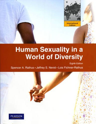 9780205780693: Human Sexuality in a World of Diversity