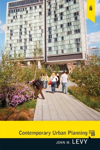 9780205781591: Contemporary Urban Planning (9th Edition)