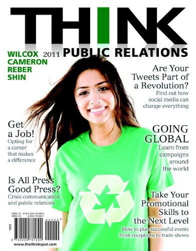 9780205781690: THINK Public Relations