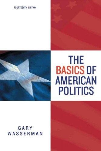 9780205782031: The Basics of American Politics, 14th Edition