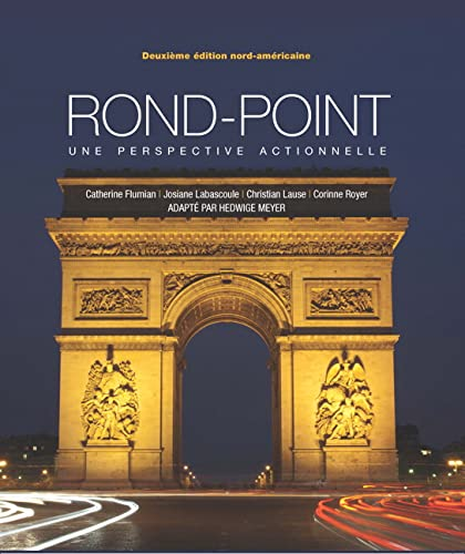 9780205782772: Rond-Point: une perspective actionnelle (2nd Edition)