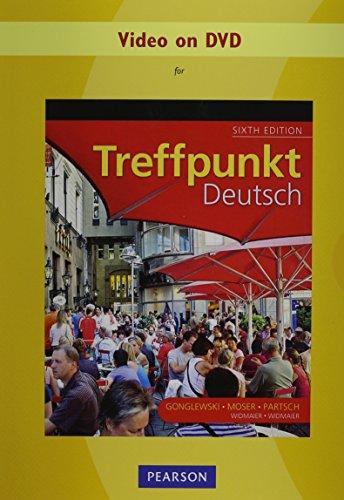 9780205783403: Video on DVD for Treffpunkt Deutsch: Grundstufe